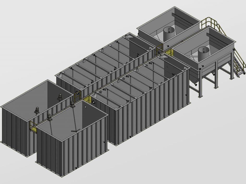 DSA component drafting