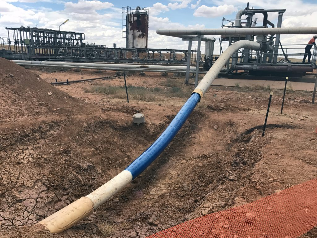 DSA Oil and Gas Pipeline - Oil & Gas