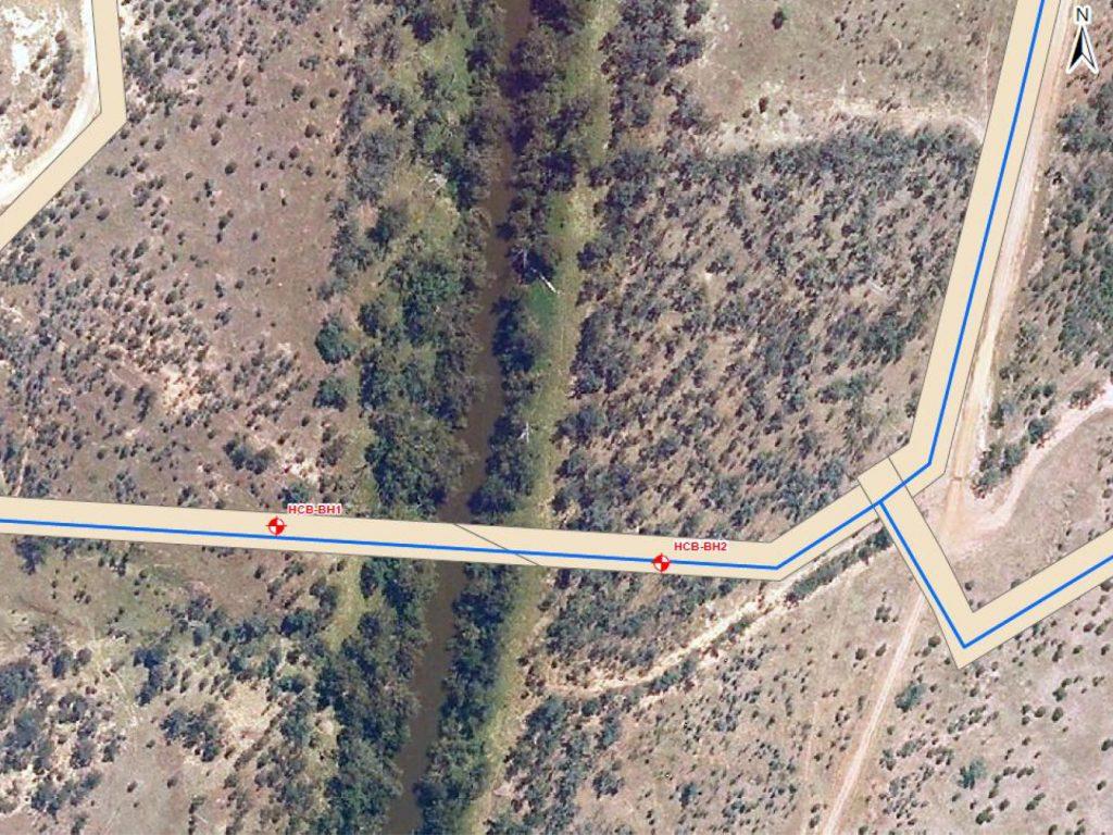DSA river crossing plan - Projects