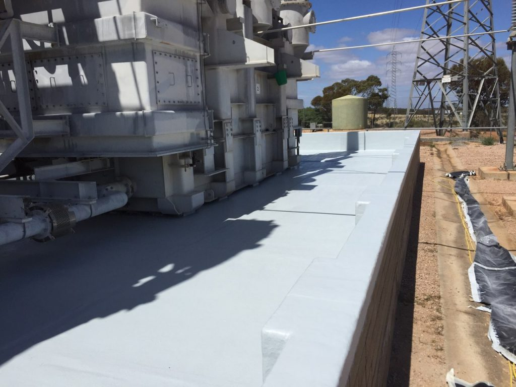 Dennis Southam & Associates bund lining industrial energy